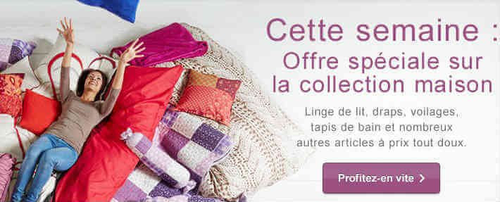 Code promo bon prix 60 reduction mai 2017 - Code reduction prix rouge la redoute ...