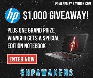 #HPAwakens Giveaway