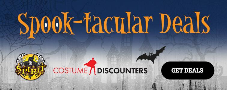 Spook-tacular Deals
