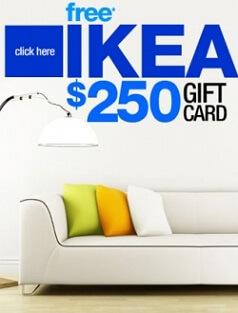 Ikea coupon free shipping code