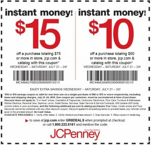 2014 Off JCPenney Printable Coupons