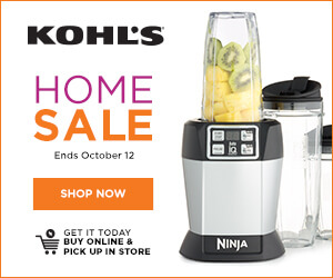 $10 Off Kohl's Home