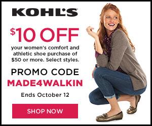 $10 Off Women's Shoes