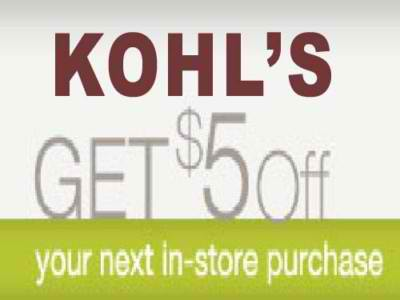ve been a KOHLS customer since 1990. I stopped receiving coupons in ...