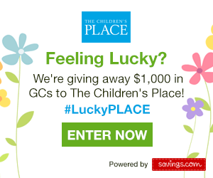 #LuckyPLACE Giveaway