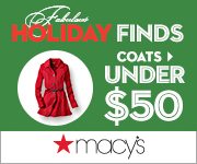 Macys Coats 180x150 Macys One Day Sale November 2014: Thanksgiving Sale