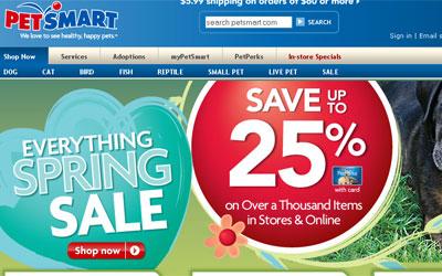 Petsmart discount coupon