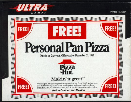 50 cent wings pizza hut coupon