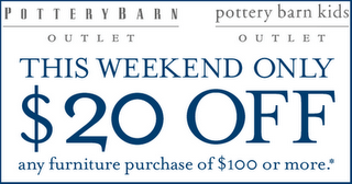 Pottery Barn Coupons Save 53 W 2015 Promo Codes