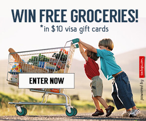 Summer BBQ Giveaway, win, giveaway, giveaways, win free groceries, win free food, win visa gift card, summer bbq season, red white blue bbq, summer cookout, summer food, frugal groceries, frugal living