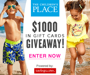 The Children's Place Giveaway