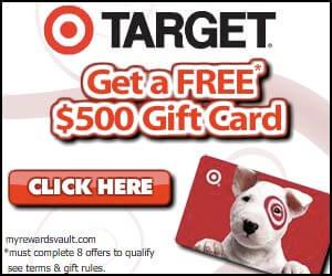 Target coupon code car seat