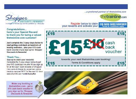 Eurostar discount voucher code
