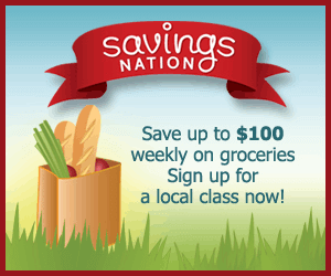 Nashville Savings Nation Grocery Coupon Workshop July 24