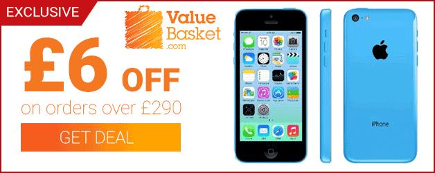 value basket voucher