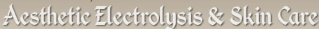 Aesthetic Electrolysis and Skin Care Center - Coupon Codes