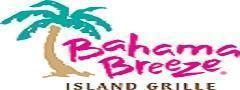 Bahama Breeze Island Grille - Coupon Codes