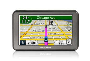 "$70 Off Garmin nuvi 50LM Bundle 5"" GPS, Map Updates & Mount - $109"