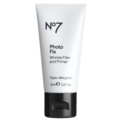 Save $2 on Boots No7 PhotoFix Wrinkle Filler & Primer, now $17.99