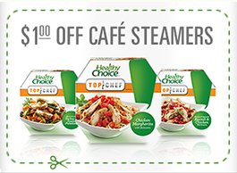 Printable: $1 off Any 3 Cafe Steamers