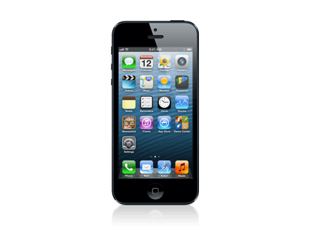 Save $50 - Apple iPhone 5 16GB Only $29 with Two Year Contract