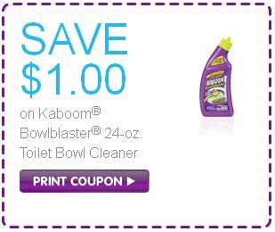 Printable: Save $1 Store-brand Bowlblaster