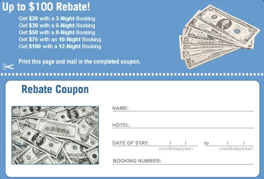 Up to $100 Rebate