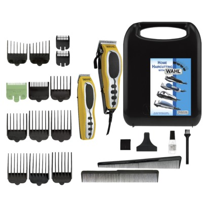 Save $4 on Wahl Groom Pro 22pc Head & Total Body Grooming Kit