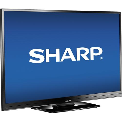 "Take $100 off Sharp 42"" LED HDTV, Now $379.99 + Free Shipping"