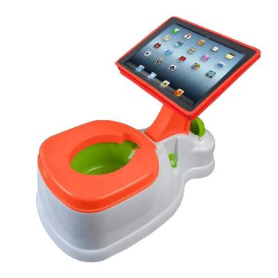2-in-1 iPotty with Activity Potty Training Seat for iPad