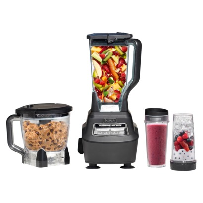 $20 Gift Card with Ninja Prof Blender with Single Serve Blending Cup