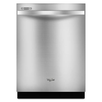 25% Off Whirlpool Stainless Dishwasher, Now $448.20 + Free Delivery