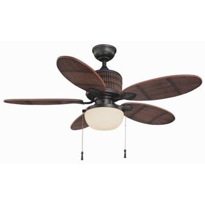 "25% Off Hamptop Bay Tahiti Breeze 52"" Ceiling Fan, Now $111.75 Shipped"