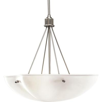 70% Off Michael Graves Brushed Nickel 4 Light Pendant, $96.63 Shipped