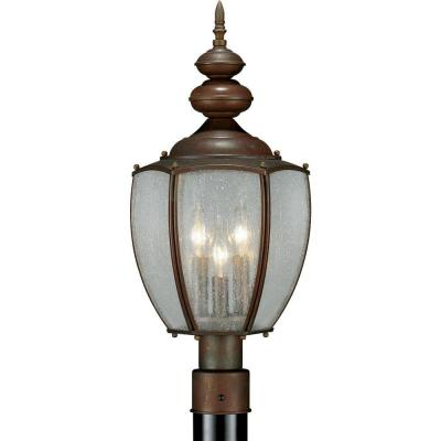 70% Off Roman Coach Bonze 3 Light Post Lantern, $48.90 + Free Shipping