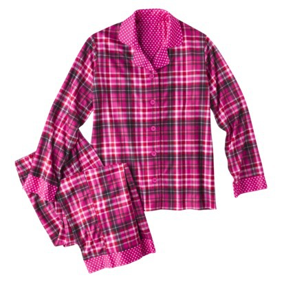 50% off Xhilaration Girls Button Down Pajama Set, Now $8.48