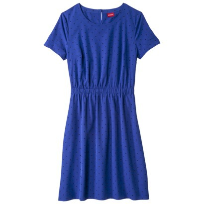60% off Merona Women's Crepe Short Sleeve Dress, Now $11.98