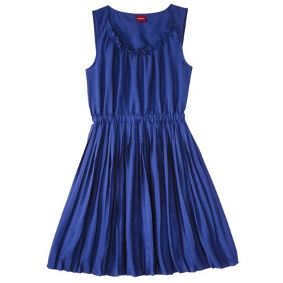 60% off Merona Women's Pleated Skirt Dress, Now $11.98