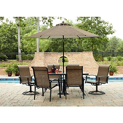 $285 Off Garden Oasis Harrison 7 Piece Dining Set - $314.99