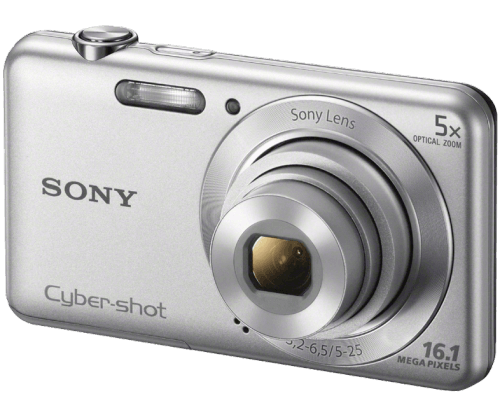 22% Off Refurb Cyber-shot Digital Camera W710, $69.99 + Free Shipped