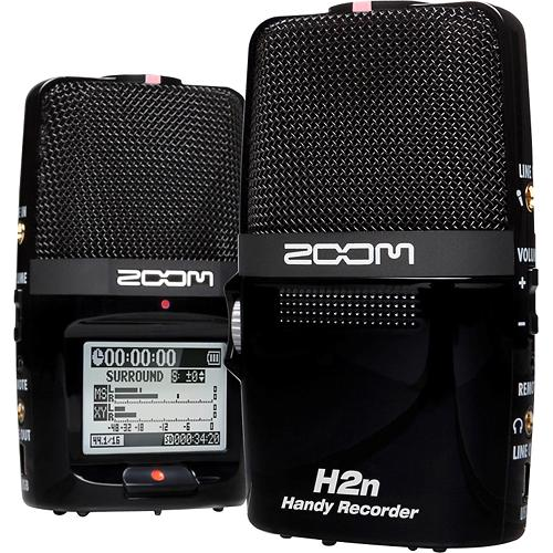 $20 off Zoom H2n Handy Recorder- $159.99+ Free Shipping