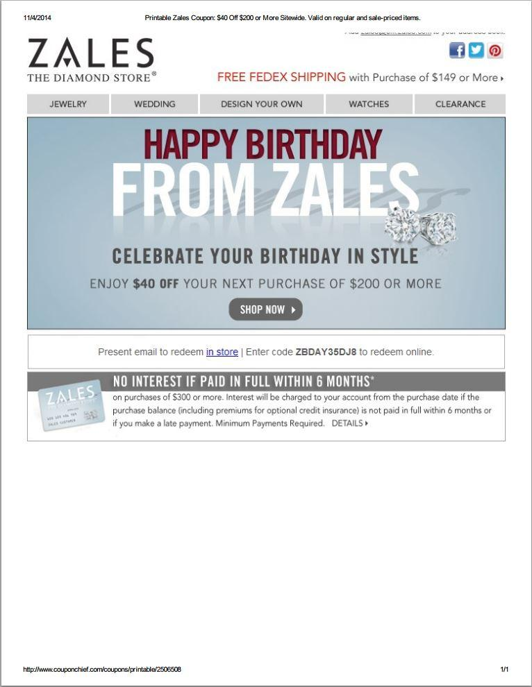 zales coupons printable 2019