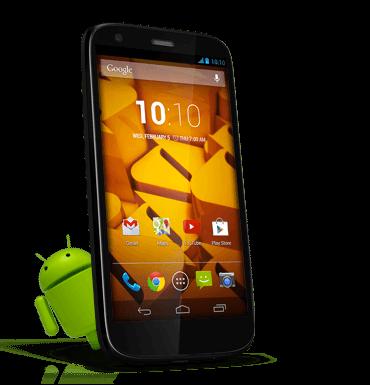 Free Moto G on 2-Year Wireless Service Purchase + Free Ship