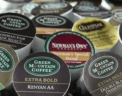 Extra 10% off K-Cups for Keurig Coffee Brewers