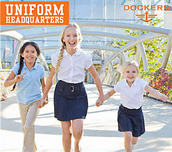 Free Shipping on All Kids' School Uniforms + Up to 40% Off