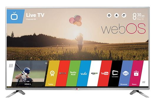 """Save $200 on LG 50"""" Class LED 1080p Smart HDTV+ Free Shipping"""