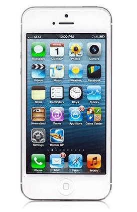 Free Certified Like New Apple iPhone 5 16GB w/ 2 Year Plan + FS