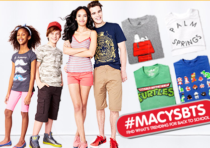 20% off Kids Back to School Clothing + Free Shipping on $50 or More