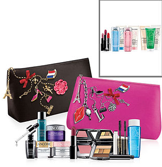 Receive a Free 7-Pc Gift with Any $35 Lancome Purchase
