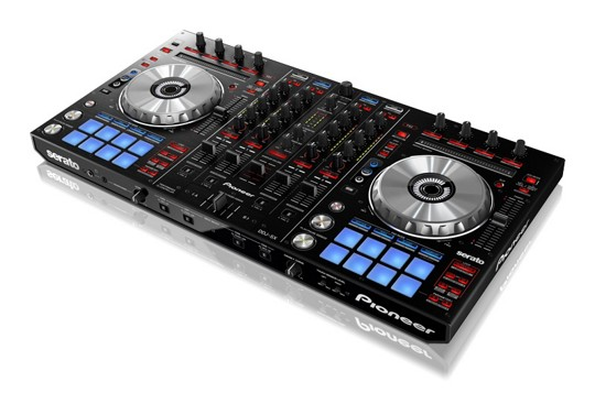 $200 Mail-In Rebate on DDJ-SX Performance DJ Controller +Free Shipping